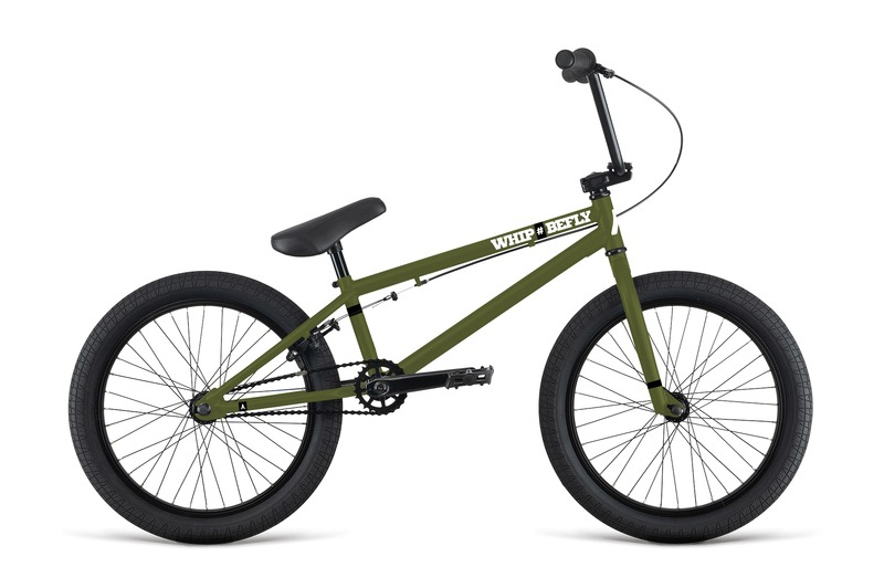 BEFLY WHIP ARMY GREEN