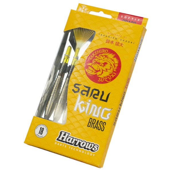 PIKADO PUŠČICE HARROWS SURU KING BRASS